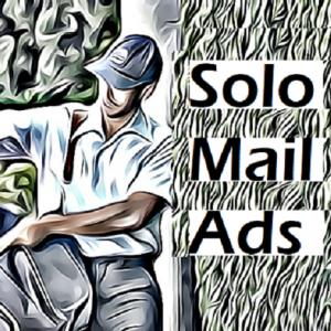 Solo Ad Postman Image